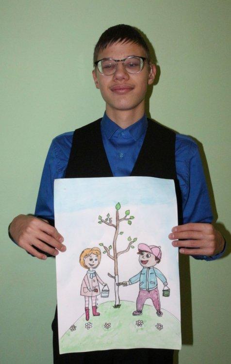 Раудис Кирилл, 13 лет.JPG