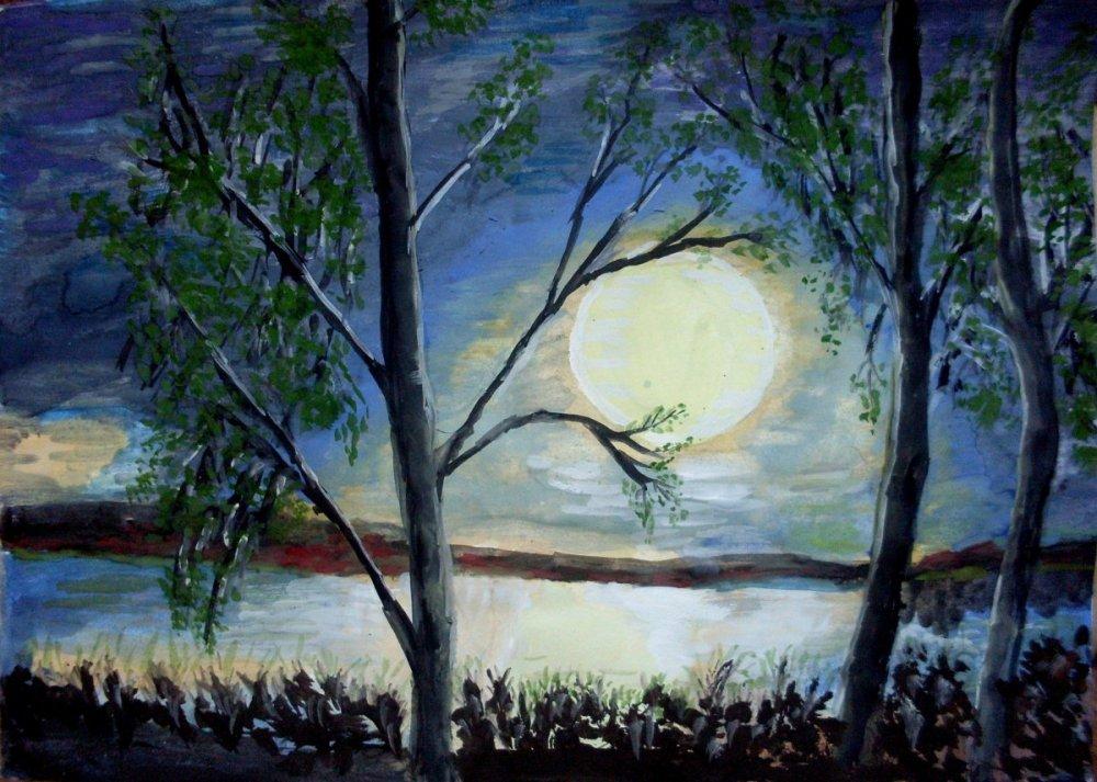 Лунная  ночь.JPG