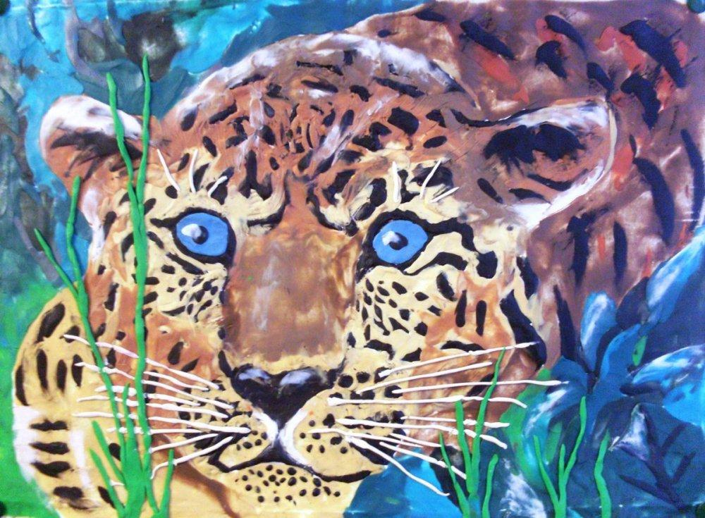 Леопард на охоте.JPG